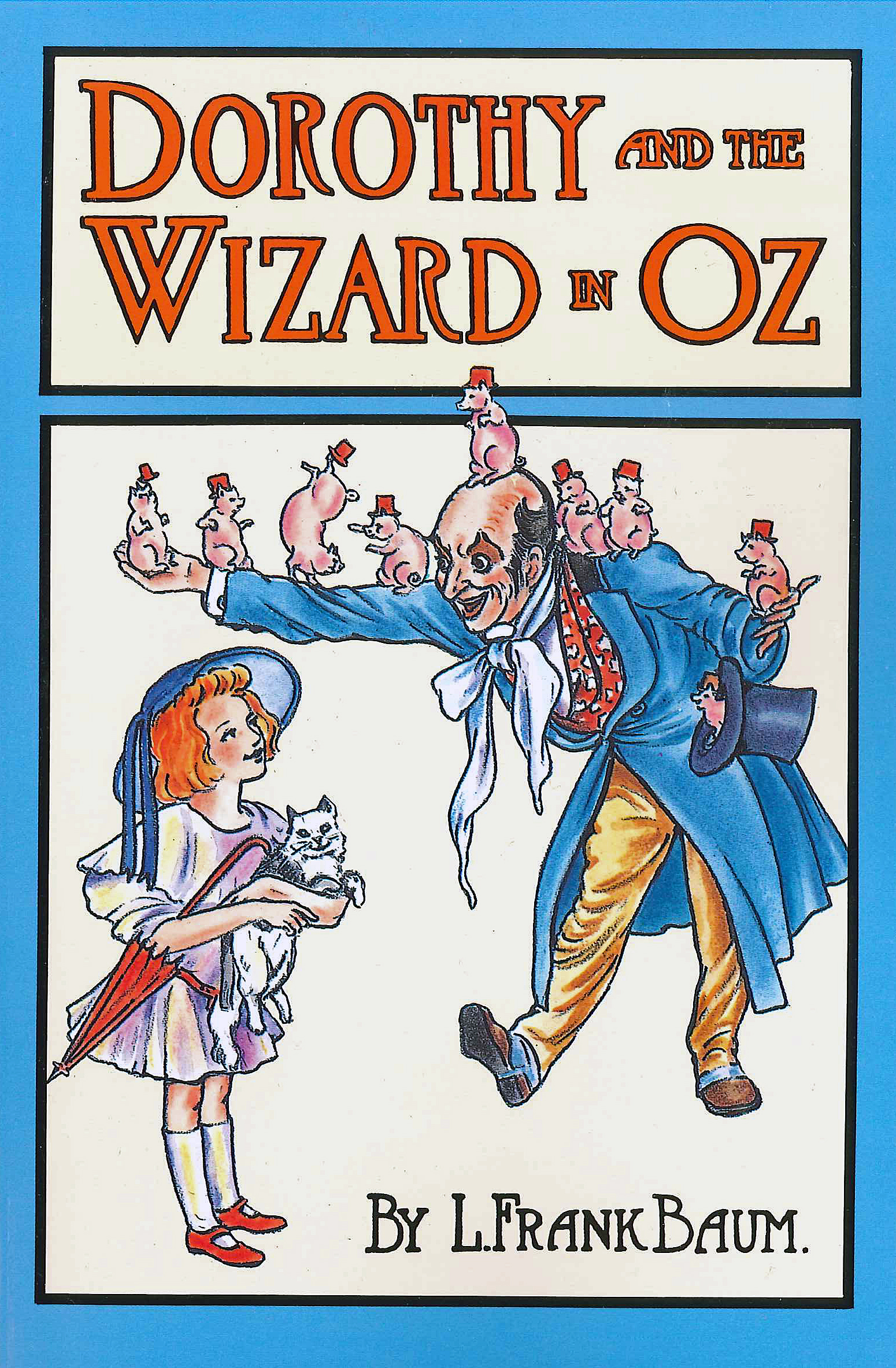 Dorothy and the Wizard in OZ by L.Frank Baum | Coronado Historical ...