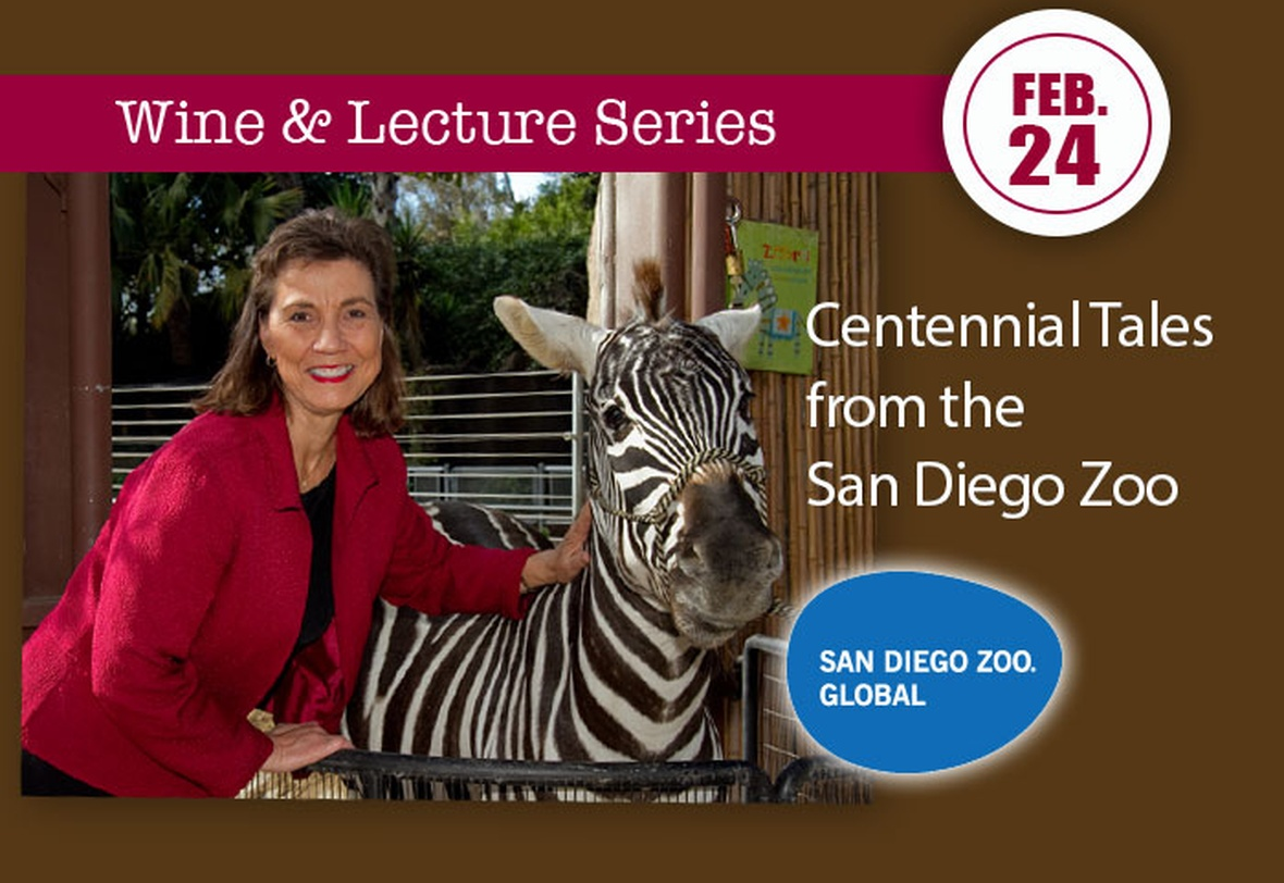 Tales from the Zoo - Wine & Lecture image