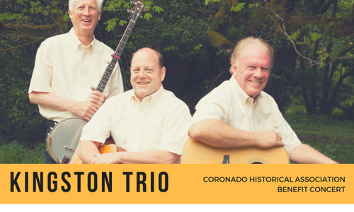 The Kingston Trio is Coming to Town!