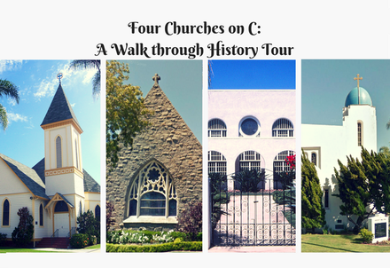 Four Churches on C: A Walk through History Tour featured image
