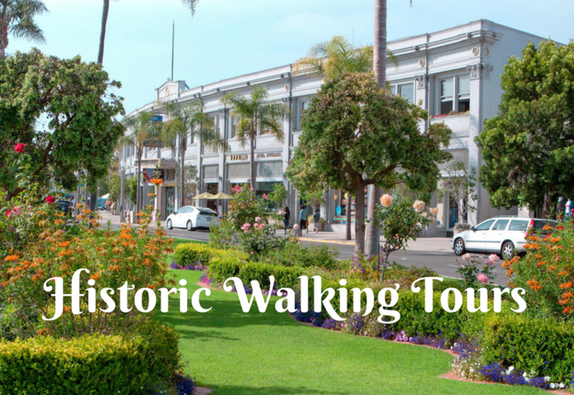 Take a Historic Walking Tour image