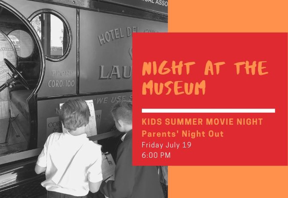 Kids' Night at the Museum  image