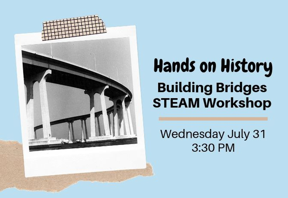 Hands-On History: STEAM Bridges image